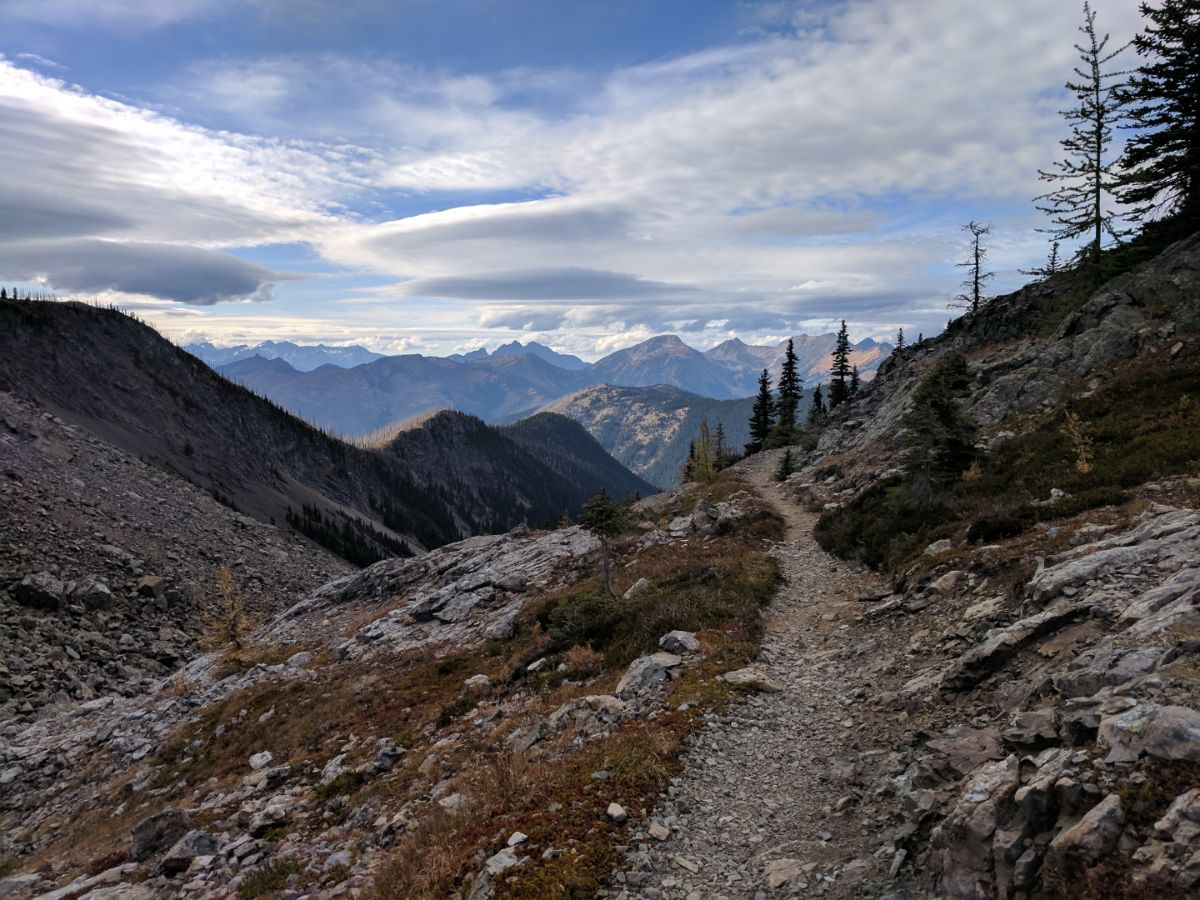 PCT Day 64: Washington to Northern Terminus