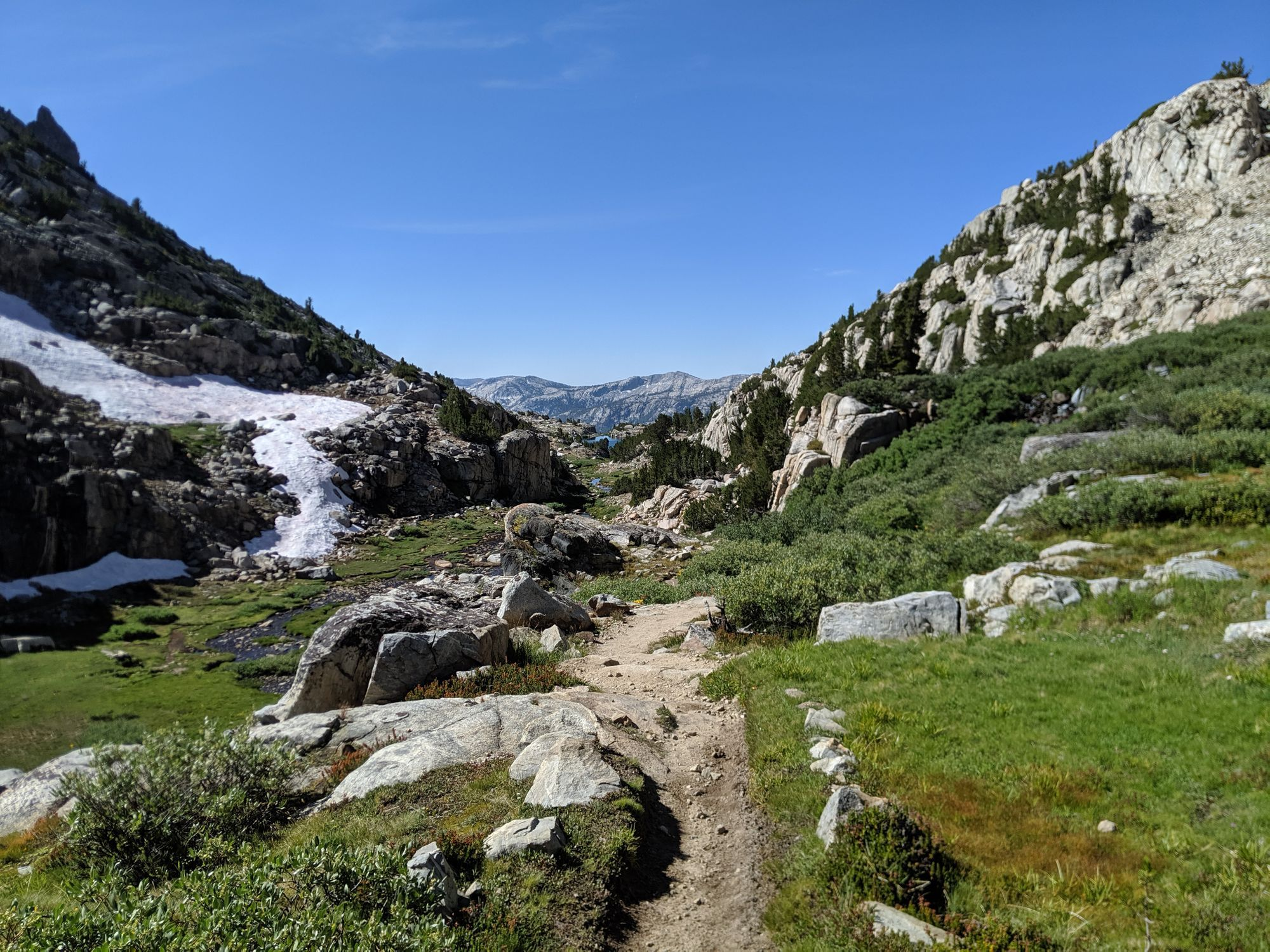 PCT SoBo - Truckee to Mexican Border Stats & Retrospective