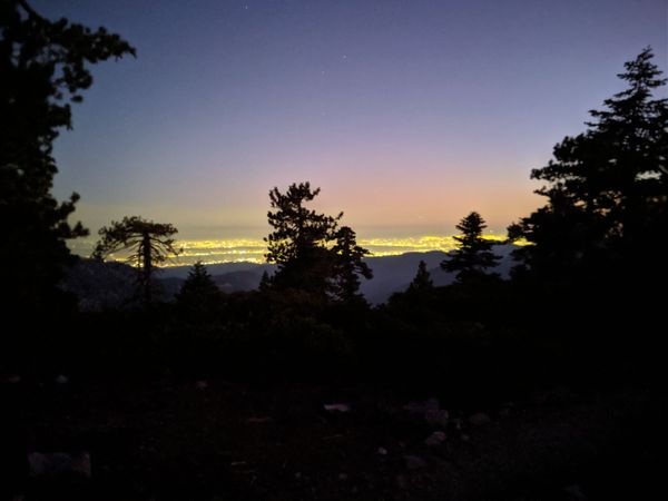 PCT SoBo - Section E, D - Hikertown to Wrightwood